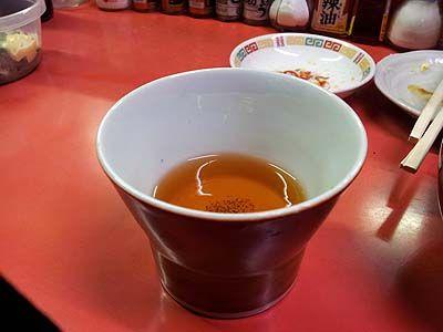 カレー亭 紅茶