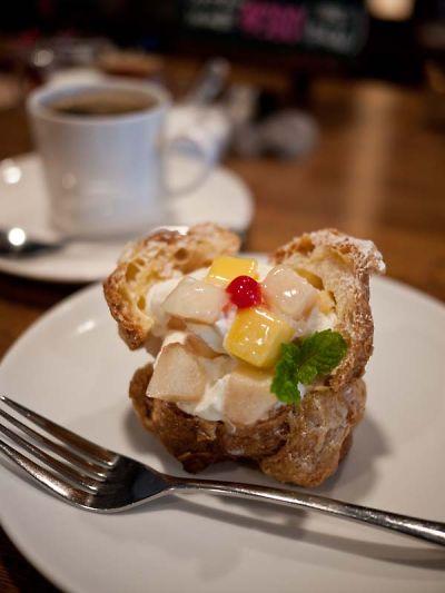 ほしの珈琲 サクサク朝焼きパイシュー