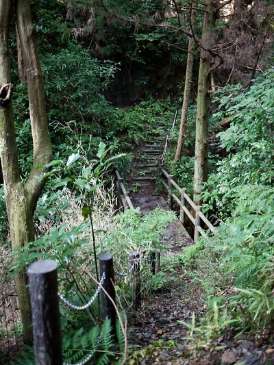 菊川の溜池2