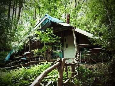 ネオ・キタロー村 封鎖された山小屋