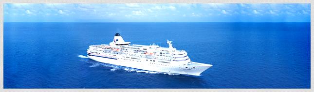 敦賀~ウラジオストクのクルーズ船!