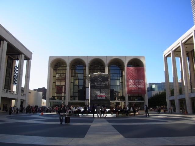 オペラハウス!