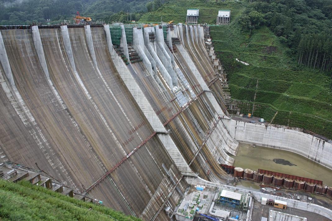 20140831津軽ダム