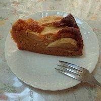 13年アップルケーキ