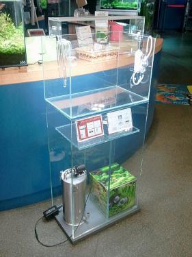 45grass aquarium start set