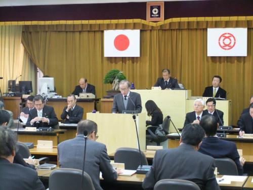 2012年 12月議会