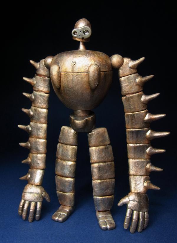 ロボット兵 001