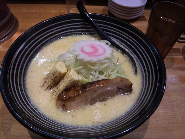 日本晴れ_三河式豆乳ラー麺02