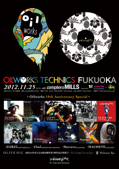 oilworks10th