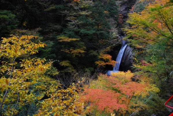 大釜の滝2
