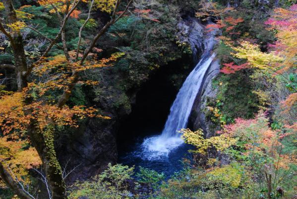 大釜の滝4