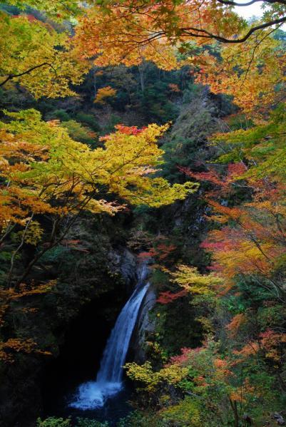 大釜の滝5