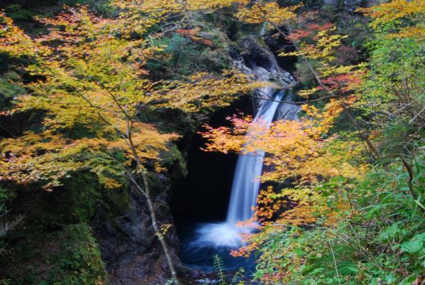 大釜の滝8