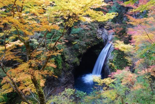 大釜の滝10
