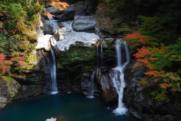 大轟の滝8