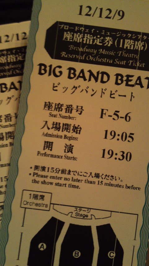 Big Band Beat