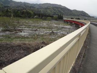 サイクリングロード・橋