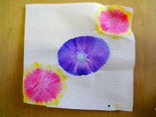 虹色サンプル