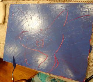 油絵教室3