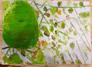 油絵教室5