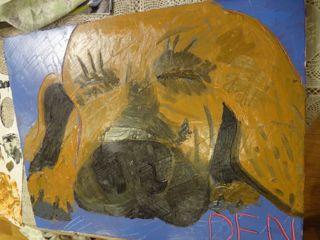 油絵教室6