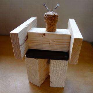 木・ロボけい