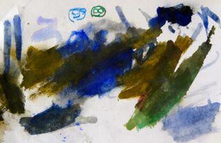 鳥の子紙に描く13