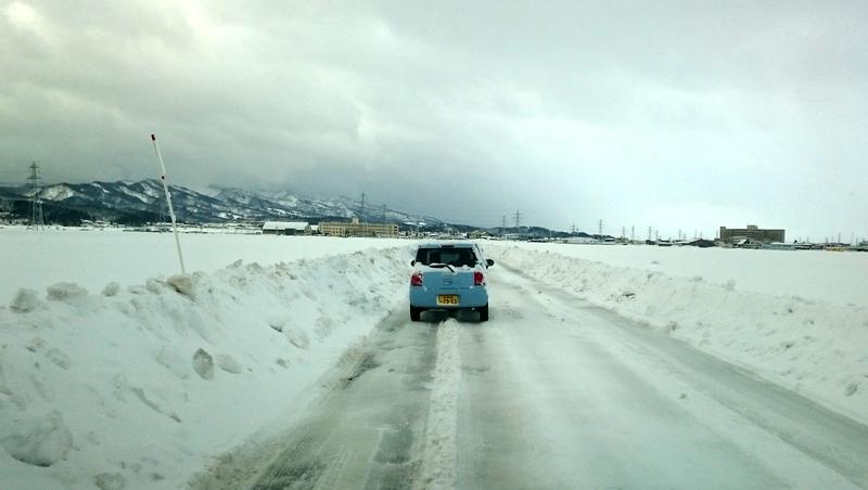 雪の通勤路-3