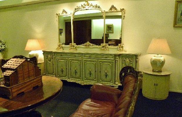 休憩室兼小展示室