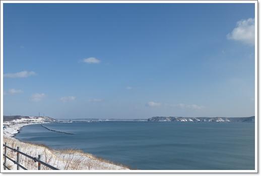 厚岸湾2014年1月27日