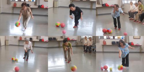 ボーリングを楽しんでいます!(1)