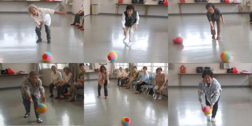 ボーリングを楽しんでいます!(2)