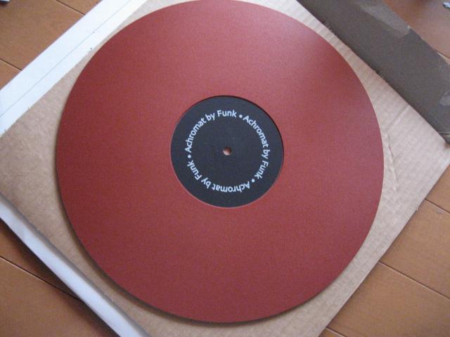 The Funk Firm Achromat, (thin) mat 3mm