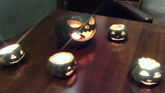 ハロウィン(かぼちゃ2