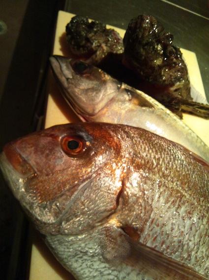 鯛昆布締めラビオリ仕立て