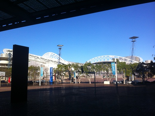 オリンピックパーク2