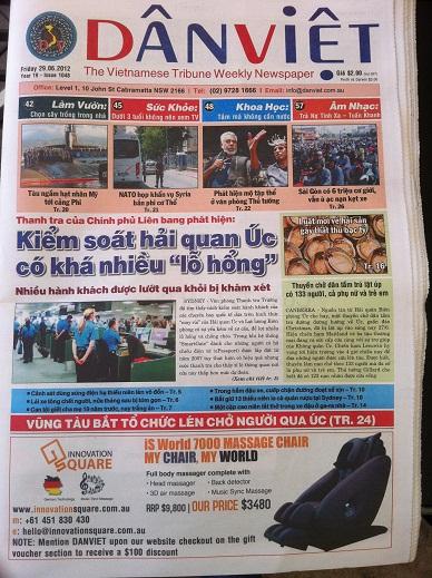 ベトナム語新聞