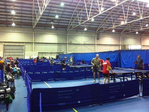 NSW卓球