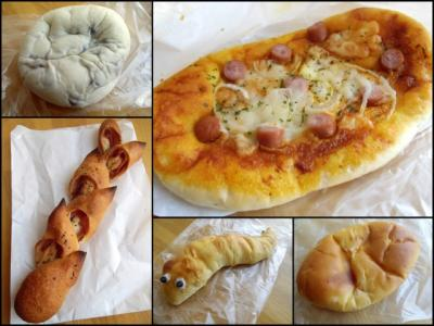 12.06.13ベーカリーピースのパン
