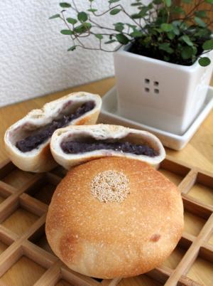 12.06.20米粉あんパン