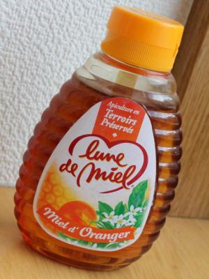 12.07.17オレンジの蜂蜜