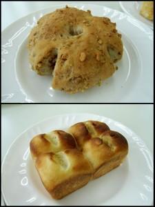 12.08.12米粉パン教室_クルミパン&ミニ食パン