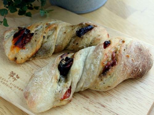 12.09.27バジルトマトのハードパン
