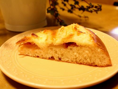 12.10.24りんごのガレット_ケーキっぽい