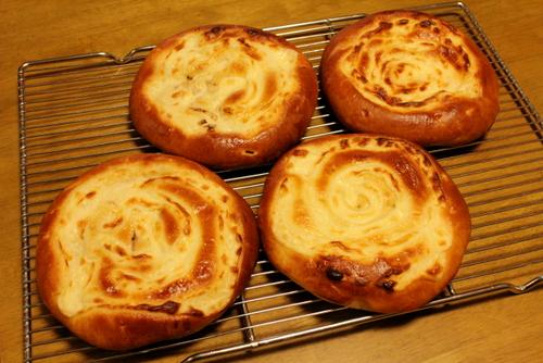2012.11.02りんごのガレット