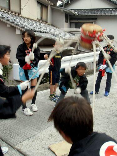 12.11.23亥の子祭り