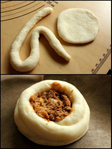 12.11.30ヒヨコ豆のカレーパン_成形2