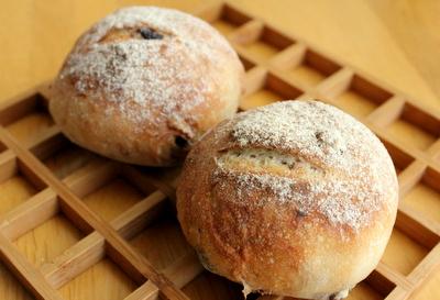 FC2用2012.07.19ブルーベリーとクリチのパン