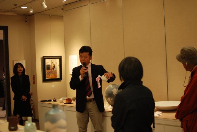 2012伝統工芸北海道展作品解説1