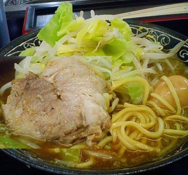 ラーメン600円